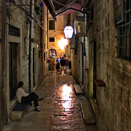 Dubrovnik - Croatia by Jerko Čačić - City,  Street & Park  Street Scenes