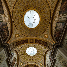 Winter Palace - Saint Petersburg by Antonello Madau - Buildings & Architecture Public & Historical