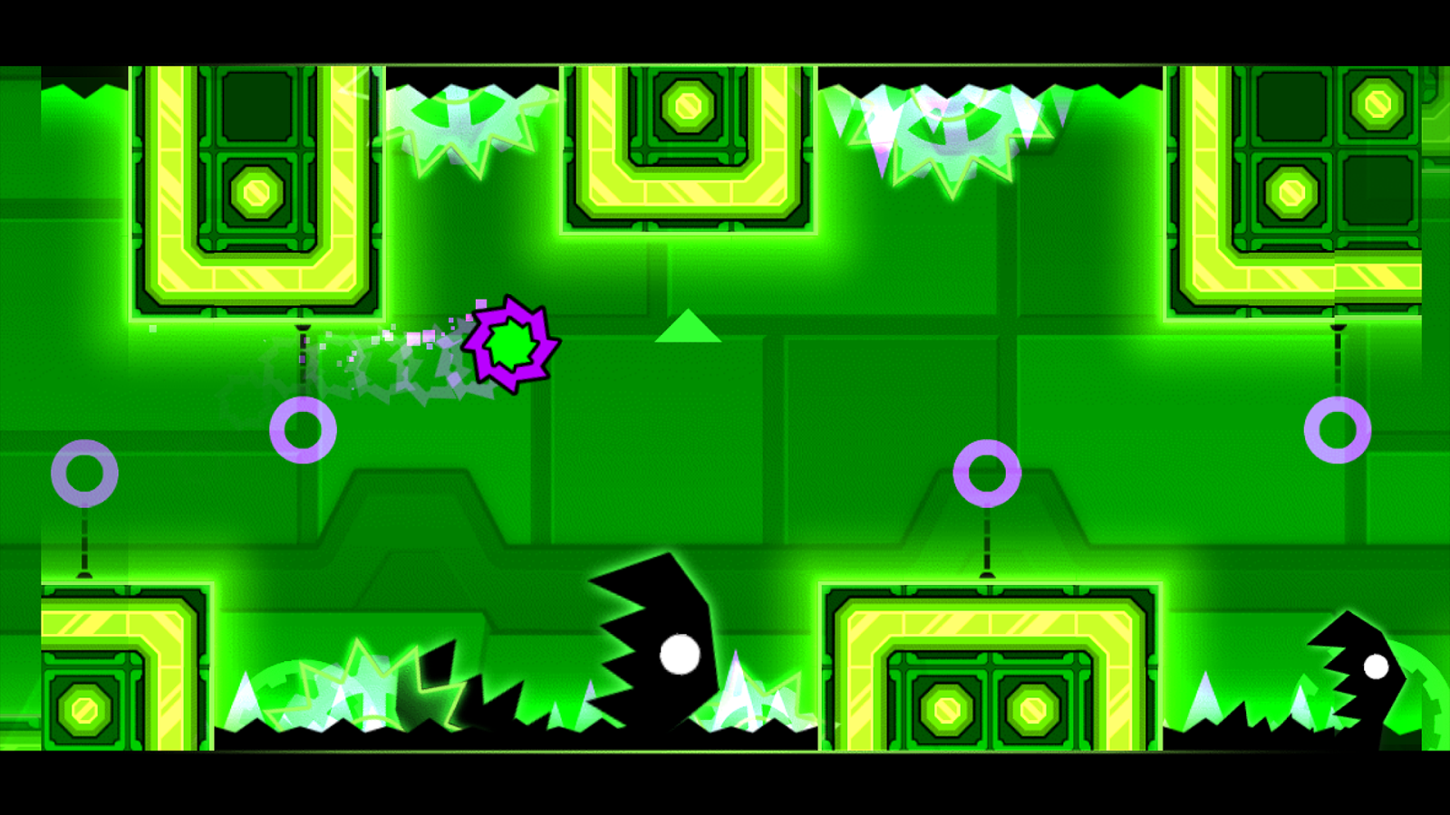 Geometry Dash Meltdown Screenshot 9