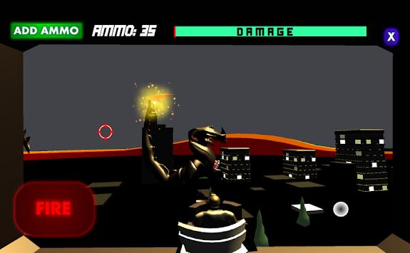 One vs Kaiju apk screenshot