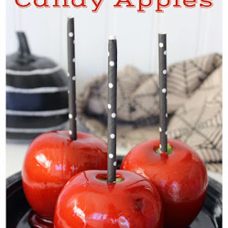 Apple Flavored Candy Apples Recipes