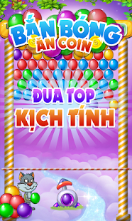 Bubble Shooter: Coin Battle - screenshot
