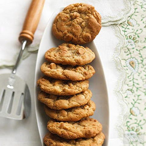 Salty-Sweet Butterscotch Cookies