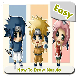 Download How to draw Naruto Pro For PC Windows and Mac