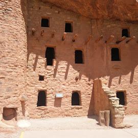 Colorado by Elizabeth O - Buildings & Architecture Other Exteriors ( tourist, stone, tourism, museum, light )