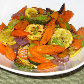 Green Vegetable Medley Recipes
