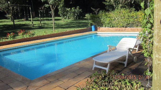 Chácara residencial à venda, Pau Arcado, Campo Limpo Paulista - CH0046.