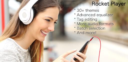دانلود Rocket Music Player Premium موزیک پلیر راکت اندروید