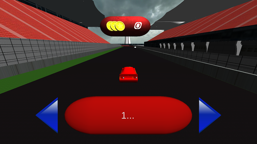 android Angel Mcqueen Racing Game Screenshot 5