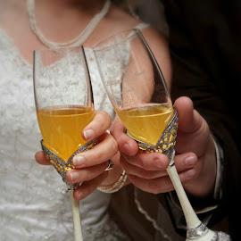 Toast by Brenda Shoemake - Wedding Details