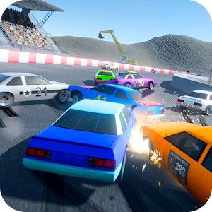 Demolition Derby For PC / Windows 7/8/10 / Mac – Free Download