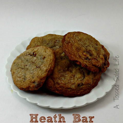 Heath Bar Chip Cookies