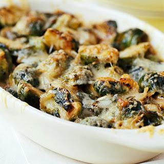 Creamy Brussels Sprouts