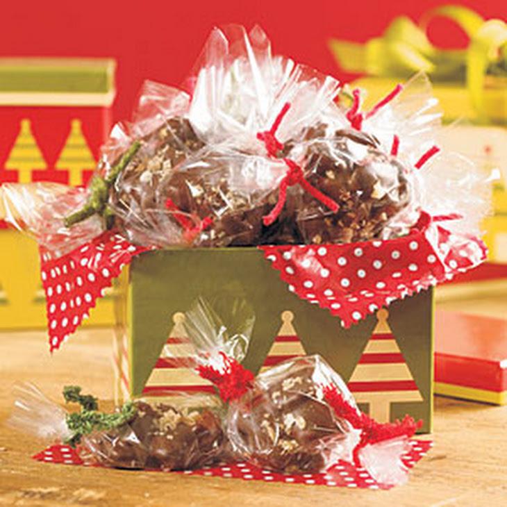 Smoked Sea Salt Chocolate-Covered Turtles Recipe | Yummly