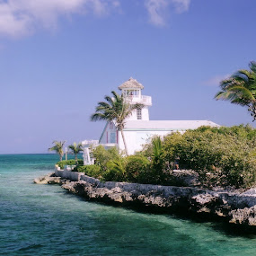 Tropical Bliss by Bill Bettilyon - Landscapes Travel ( tropical, bahamas, island )
