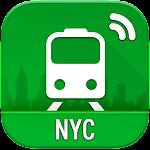 MyTransit NYC Subway, Bus, Rail icon