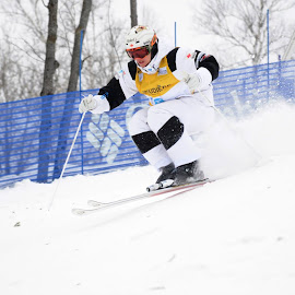 World Champion by Michel Burelle - Sports & Fitness Snow Sports