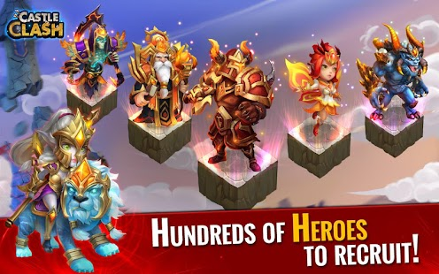 Castle Clash: Rise of Beasts APK for Nokia