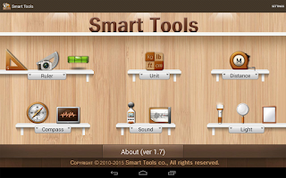 Screenshot of Smart Tools