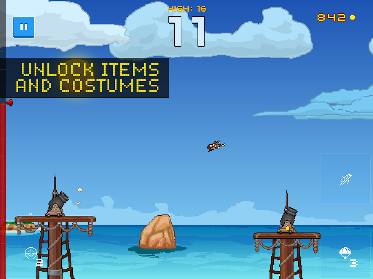 Human Cannonball Screenshot 8