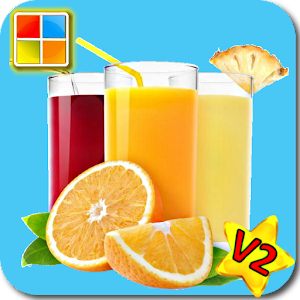 Drinks Flashcards for Kids V2