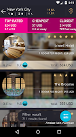 Screenshot of momondo Cheap Flights & Hotels