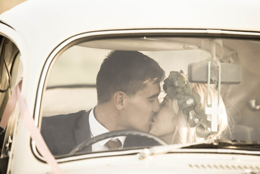 Kiss me now and tomorrow by Junita Stroh - Wedding Bride & Groom ( kiss, wedding photography, sunset, wedding day, wedding, south africa, wedding photographer, destination wedding photographers )