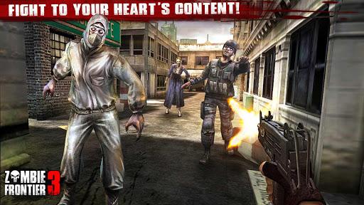 Zombie Frontier 3 -Shot Target