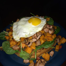 Healthy eats by Shauna Presley - Food & Drink Plated Food