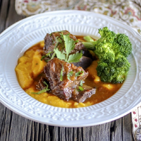 Pressure Cooker Braised Short Ribs