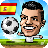 Puppet Football Spain CCG/TCG APK for Bluestacks