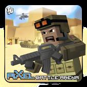 Pixel Battle Arena Multiplayer APK for Bluestacks
