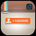 App زيادة متابعات انستا prank APK for Kindle