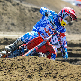 Darryn Durham by Connor Moore - Sports & Fitness Motorsports ( motocross, photographer, action, ruts, ktm, photography )