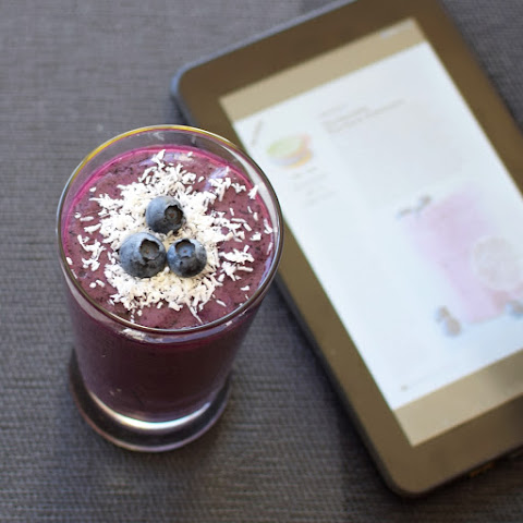 Brain-Boosting Blueberry Smoothie