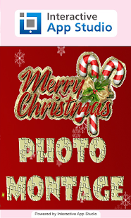 Merry Christmas Photo Montage- screenshot thumbnail