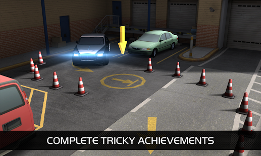 APK Game Valley Parking 3D for BB, BlackBerry