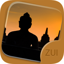 ZUI Locker Theme - Buddhism