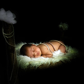 Dreaming In The Spotlight by Kandi's  Photography - Babies & Children Babies ( babies, dream, kandi's photography, sleeping, baby, sleep )
