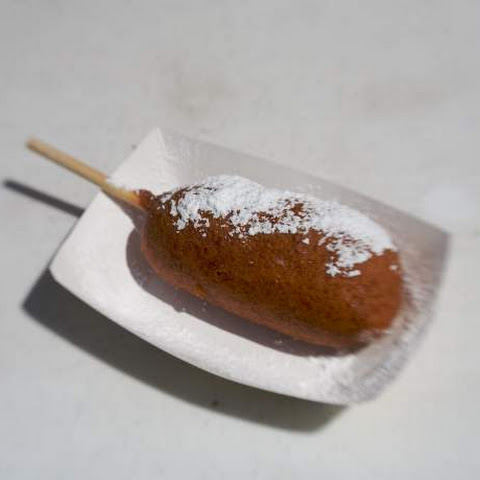 Deep-Fried Twinkies
