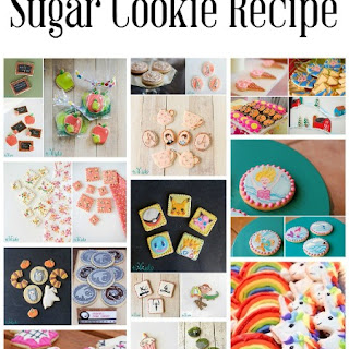 Perfect Sugar Cookie Tutorial and