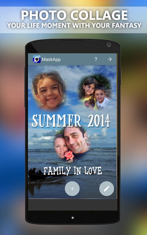 MaskApp - Photomontage Premium Screenshot 0