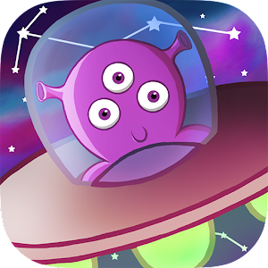 Cute Aliens - Match 3 Invasion Icon