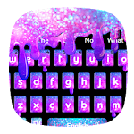 Liquid Galaxy Droplets Keyboard Icon