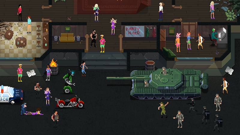 Party Hard Go Screenshot 1