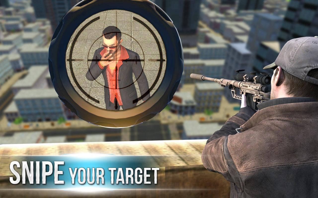 Death Sniper Commando Screenshot 8
