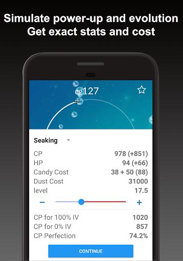 Poke Genie - Overlay IV Calculator for Pokemon Go For PC