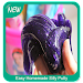 Easy Homemade Silly Putty Icon