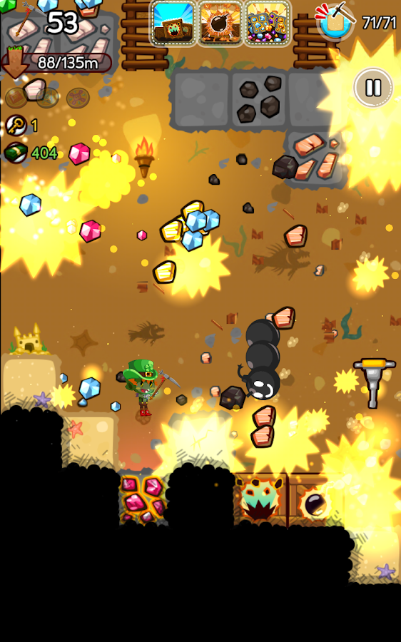 Pocket Mine 2 Screenshot 5