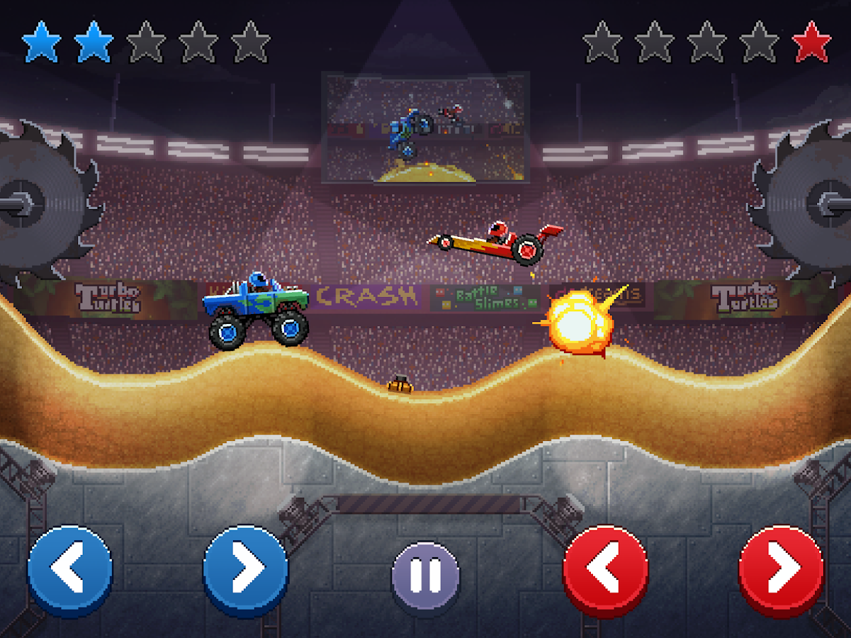 Drive Ahead! Screenshot 13